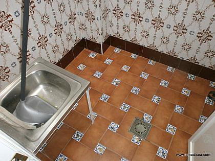 PATIO - Apartamento en alquiler de temporada en Chipiona - 241181062