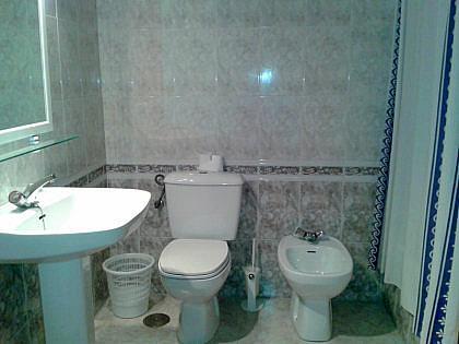 BAÑO - Casa en alquiler de temporada en Chipiona - 241181143