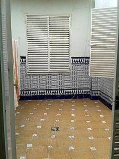 PATIO INTERIOR - Casa en alquiler de temporada en Chipiona - 241181149