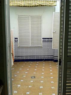 PATIO INTERIOR - Casa en alquiler de temporada en Chipiona - 241181152