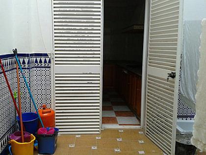 PATIO INTERIOR - Casa en alquiler de temporada en Chipiona - 241181155