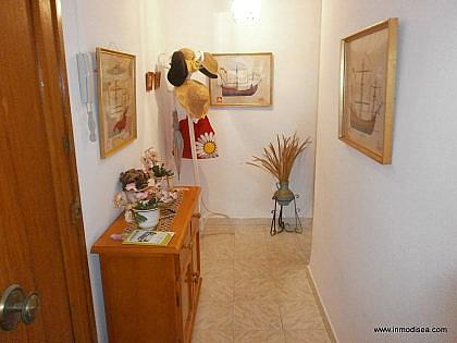 ENTRADA - Piso en alquiler de temporada en Chipiona - 241181362
