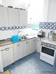 COCINA - Piso en alquiler de temporada en Chipiona - 241181365