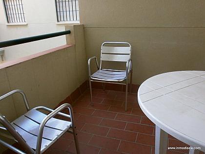 TERRAZA - Piso en alquiler de temporada en Chipiona - 241181437