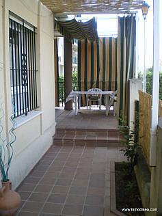 TERRAZA - Piso en alquiler en Chipiona - 241181521