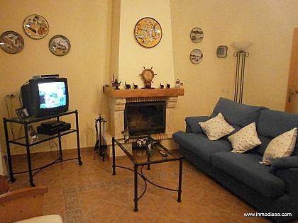 SALÓN - Casa en alquiler de temporada en Chipiona - 197882938