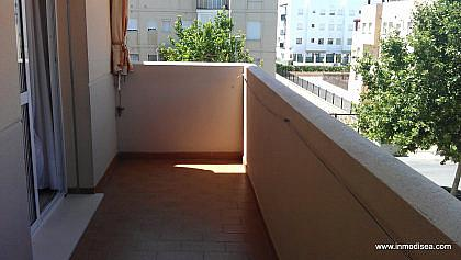 TERRAZA - Piso en alquiler de temporada en Chipiona - 241181629