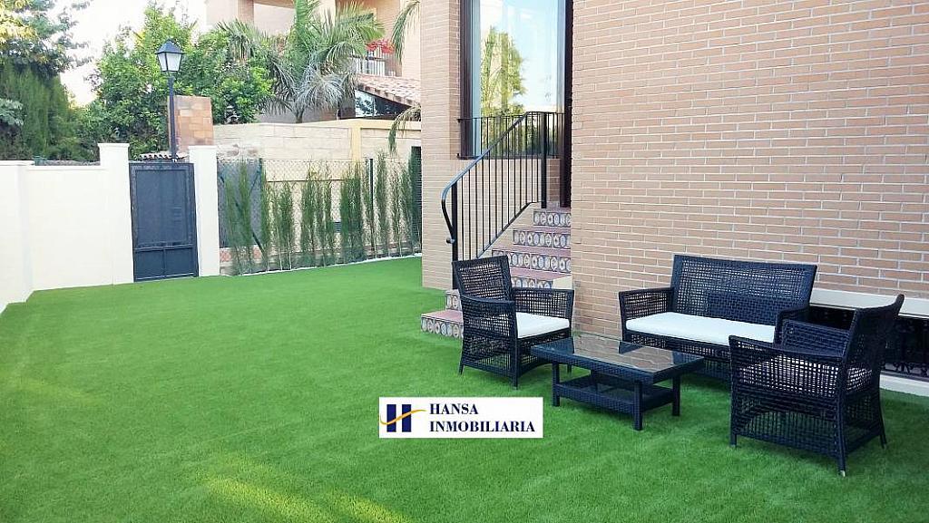 Foto - Casa adosada en alquiler en calle Alcalde Francisco Murillo, San Juan de Alicante/Sant Joan d´Alacant - 334903250
