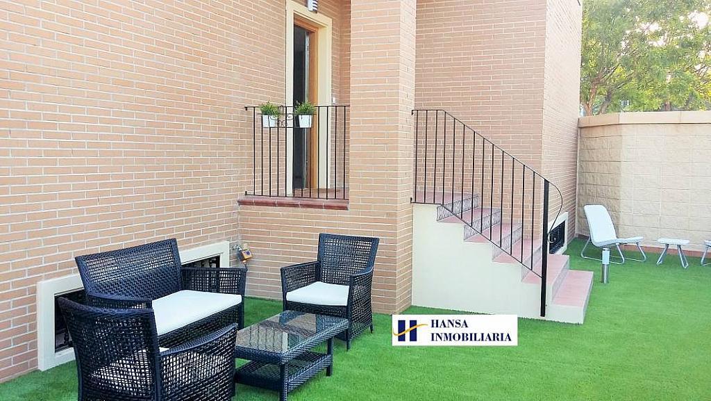 Foto - Casa adosada en alquiler en calle Alcalde Francisco Murillo, San Juan de Alicante/Sant Joan d´Alacant - 334903253