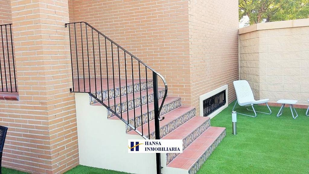 Foto - Casa adosada en alquiler en calle Alcalde Francisco Murillo, San Juan de Alicante/Sant Joan d´Alacant - 334903256