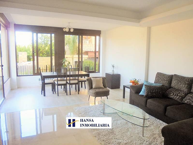Foto - Casa adosada en alquiler en calle Alcalde Francisco Murillo, San Juan de Alicante/Sant Joan d´Alacant - 334903259