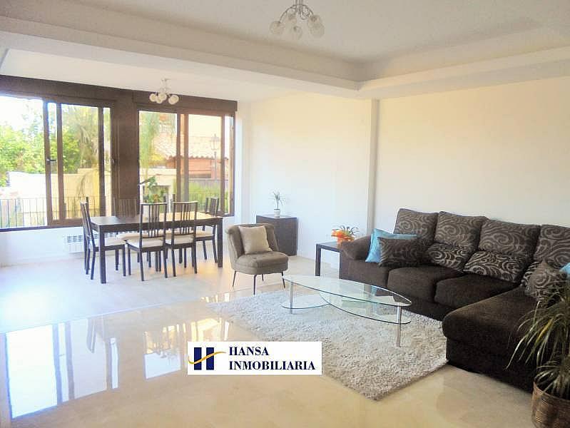 Foto - Casa adosada en alquiler en calle Alcalde Francisco Murillo, San Juan de Alicante/Sant Joan d´Alacant - 334903262