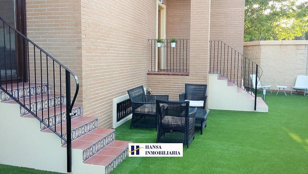 Foto - Casa adosada en alquiler en calle Alcalde Francisco Murillo, San Juan de Alicante/Sant Joan d´Alacant - 334903370