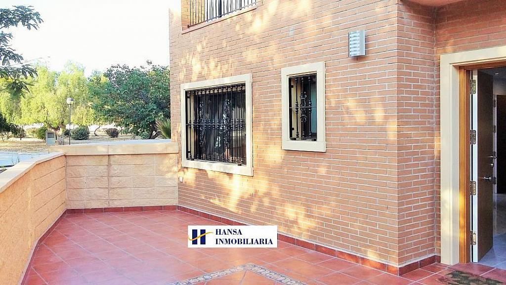 Foto - Casa adosada en alquiler en calle Alcalde Francisco Murillo, San Juan de Alicante/Sant Joan d´Alacant - 334903376