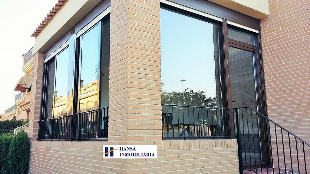 Foto - Casa adosada en alquiler en calle Alcalde Francisco Murillo, San Juan de Alicante/Sant Joan d´Alacant - 334903403
