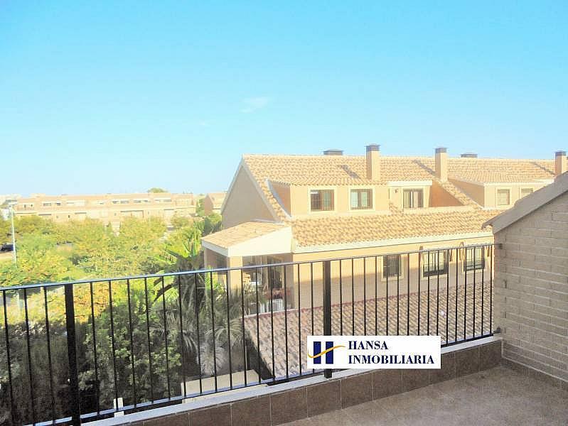 Foto - Casa adosada en alquiler en calle Alcalde Francisco Murillo, San Juan de Alicante/Sant Joan d´Alacant - 334903421