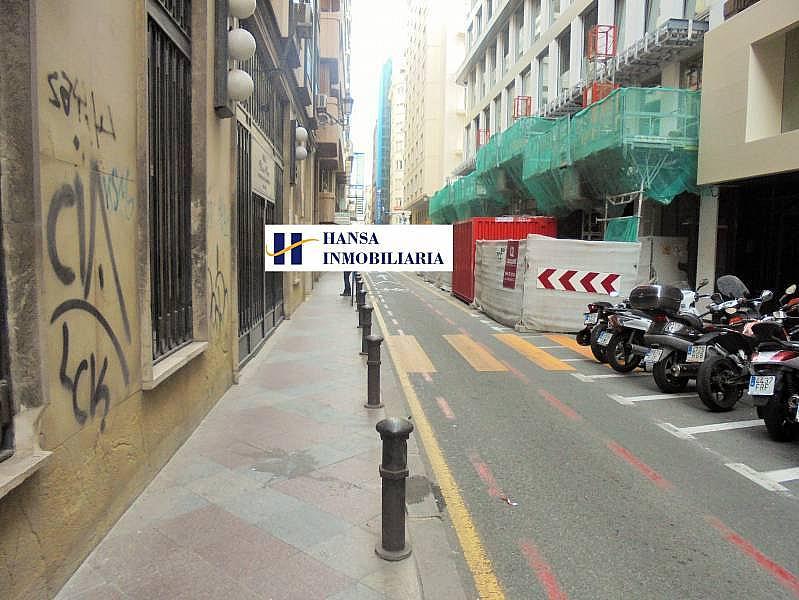 Foto - Local comercial en alquiler en calle San Fernando, Centro en Alicante/Alacant - 334883699