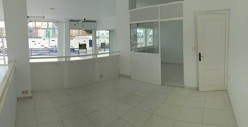 Foto - Local comercial en alquiler en calle El Palo, El Candado-El Palo en Málaga - 317794287