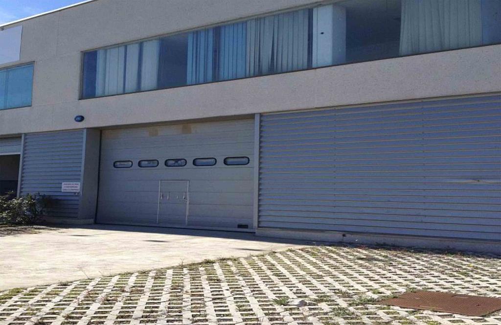 Fachada - Nave industrial en alquiler en polígono La Post, Polígon La Post en Gavà - 256043091