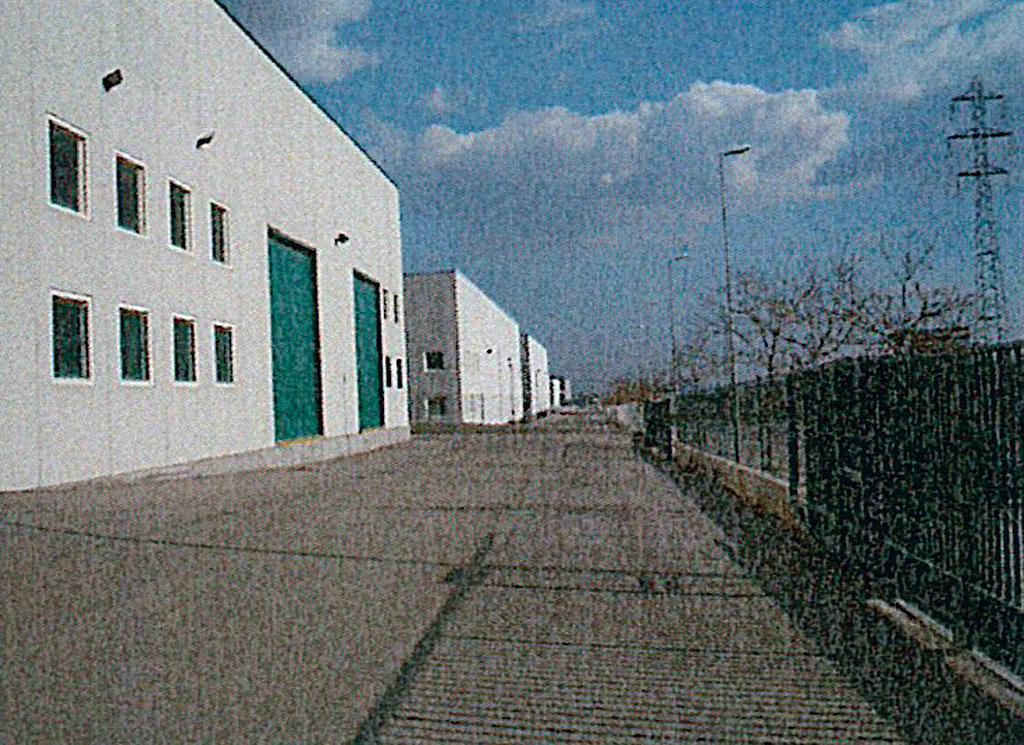 Fachada - Nave industrial en alquiler en polígono Can Roqueta, Torre romeu en Sabadell - 257351924