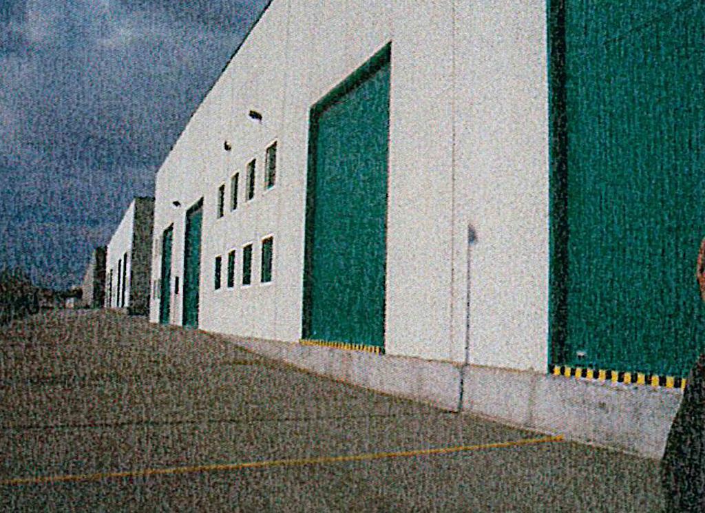 Fachada - Nave industrial en alquiler en polígono Can Roqueta, Torre romeu en Sabadell - 257351928