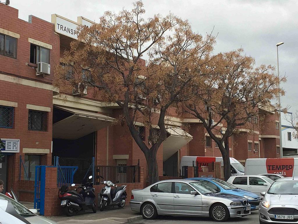 Fachada - Nave industrial en alquiler en polígono Almeda, Almeda en Cornellà de Llobregat - 257358472