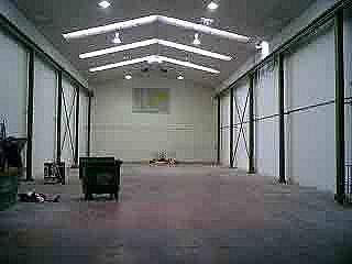 Planta baja - Nave industrial en alquiler en polígono Almeda, Almeda en Cornellà de Llobregat - 257358474