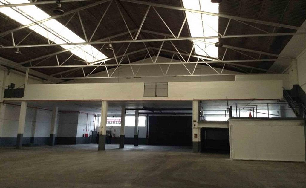Planta baja - Nave industrial en alquiler en polígono Del Mig, Sant Josep en Hospitalet de Llobregat, L´ - 259557317