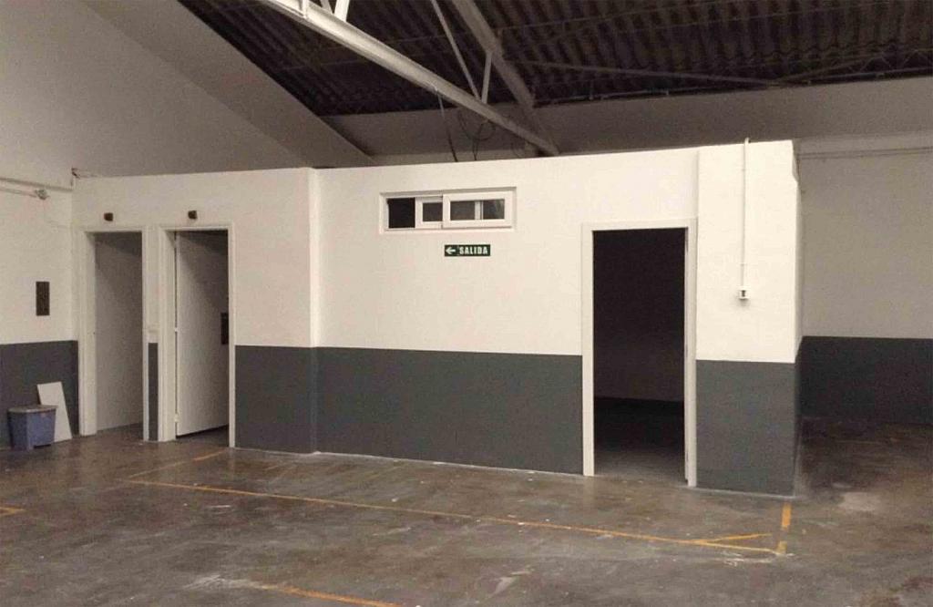 Planta altillo - Nave industrial en alquiler en polígono Del Mig, Sant Josep en Hospitalet de Llobregat, L´ - 259557327