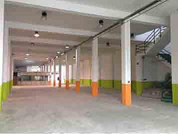 Planta baja - Nave industrial en alquiler en polígono Del Mig, Centre en Hospitalet de Llobregat, L´ - 259912091