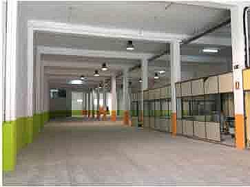 Planta baja - Nave industrial en alquiler en polígono Del Mig, Centre en Hospitalet de Llobregat, L´ - 259912094