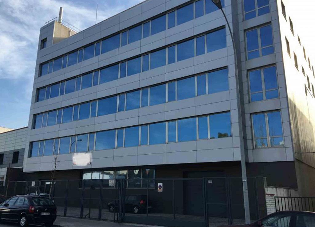 Fachada - Nave industrial en alquiler en polígono L'estruch, Las Palmeras en Prat de Llobregat, El - 260610109