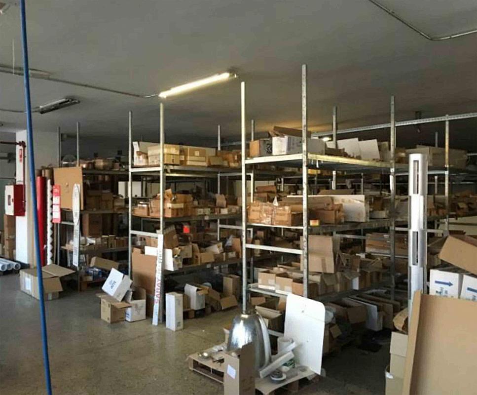 Planta baja - Nave industrial en alquiler en polígono L'estruch, Las Palmeras en Prat de Llobregat, El - 260610159
