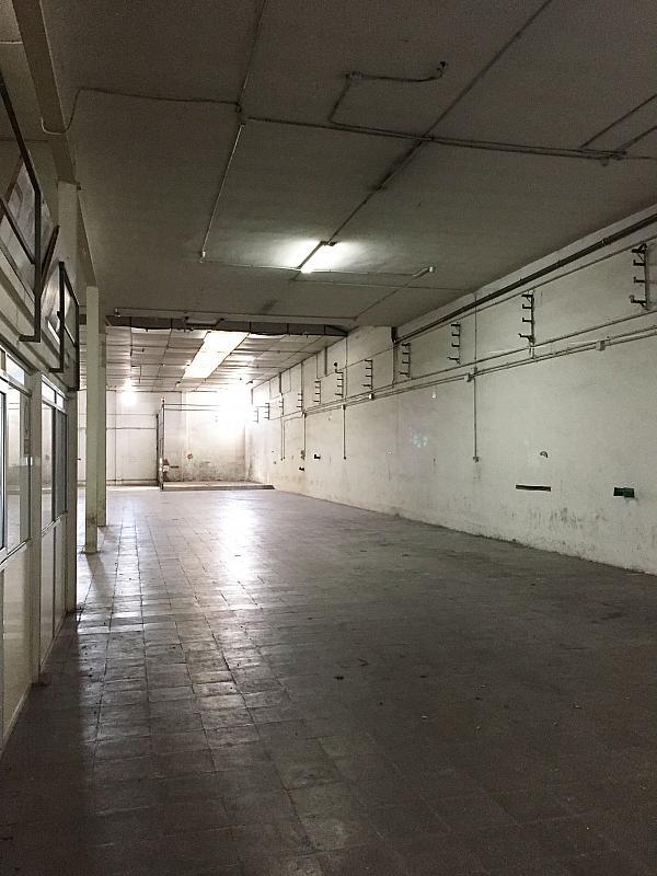 Planta baja - Nave industrial en alquiler en polígono Sudoest, Polígon Sud-Oest en Sabadell - 264782897