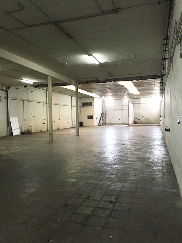 Planta baja - Nave industrial en alquiler en polígono Sudoest, Polígon Sud-Oest en Sabadell - 264782922