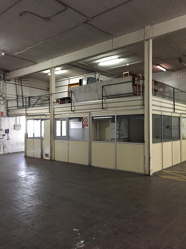 Detalles - Nave industrial en alquiler en polígono Sudoest, Polígon Sud-Oest en Sabadell - 264783031