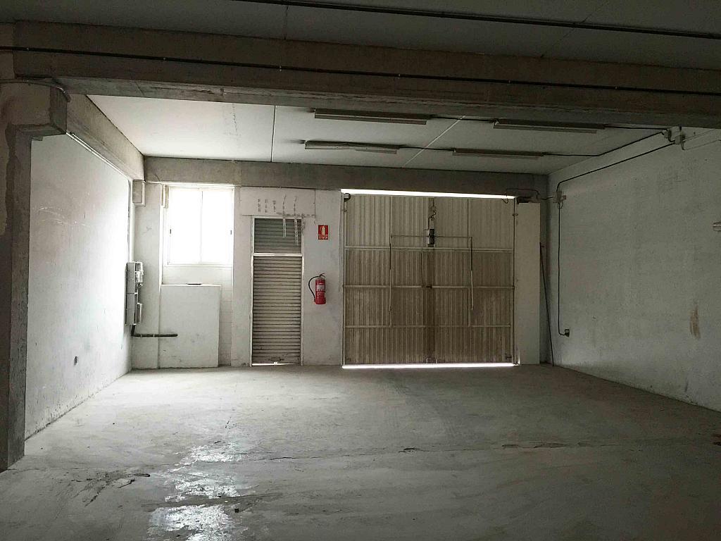 Planta baja - Nave industrial en alquiler en polígono Del Mig, Centre en Hospitalet de Llobregat, L´ - 271483368