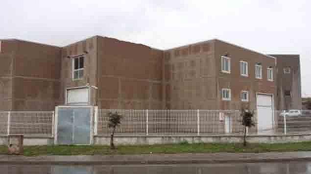 Fachada - Nave industrial en alquiler en polígono Can Salvatella, Ensanche Centro en Barbera del Vallès - 277075650