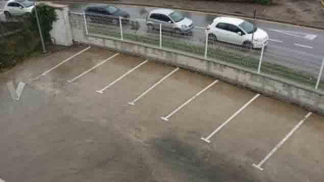 Parking - Nave industrial en alquiler en polígono Can Salvatella, Ensanche Centro en Barbera del Vallès - 277075662