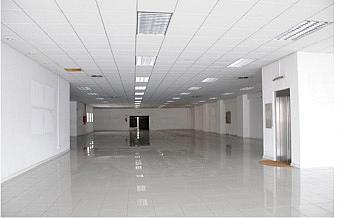 Planta baja - Nave industrial en alquiler en polígono Del Mig, Centre en Hospitalet de Llobregat, L´ - 285607548
