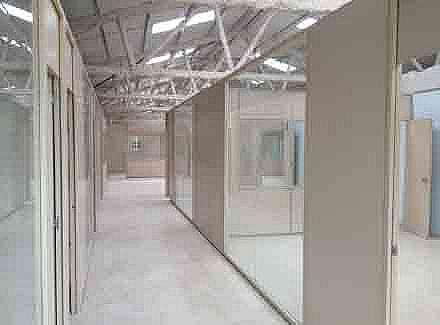 Zonas comunes - Nave industrial en alquiler en polígono Del Mig, Centre en Hospitalet de Llobregat, L´ - 285607563