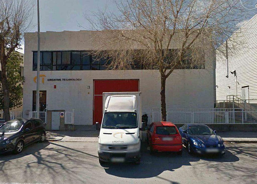 Fachada - Nave industrial en alquiler en polígono Gran Via Sur, Gran Via LH en Hospitalet de Llobregat, L´ - 289783353