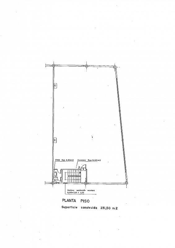 Plano - Nave industrial en alquiler en polígono Gran Via Sur, Gran Via LH en Hospitalet de Llobregat, L´ - 289783573