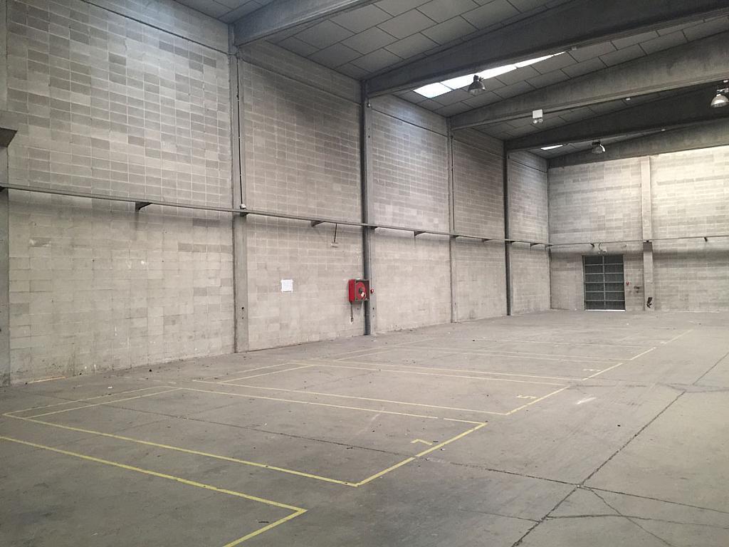 Planta baja - Nave industrial en alquiler en polígono Gran Via Sur, Gran Via LH en Hospitalet de Llobregat, L´ - 325794827