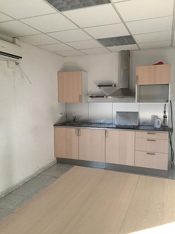 Cocina - Nave industrial en alquiler en polígono Gran Via Sur, Gran Via LH en Hospitalet de Llobregat, L´ - 325794830