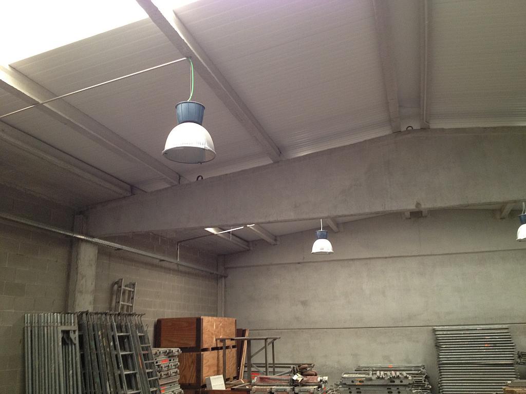 Planta baja - Nave industrial en alquiler en polígono Molí D'en Xec, Zona Industrial en Ripollet - 314897560