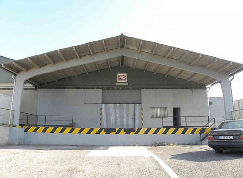 Fachada - Nave industrial en alquiler en polígono Can Roqueta, Torre romeu en Sabadell - 314898608
