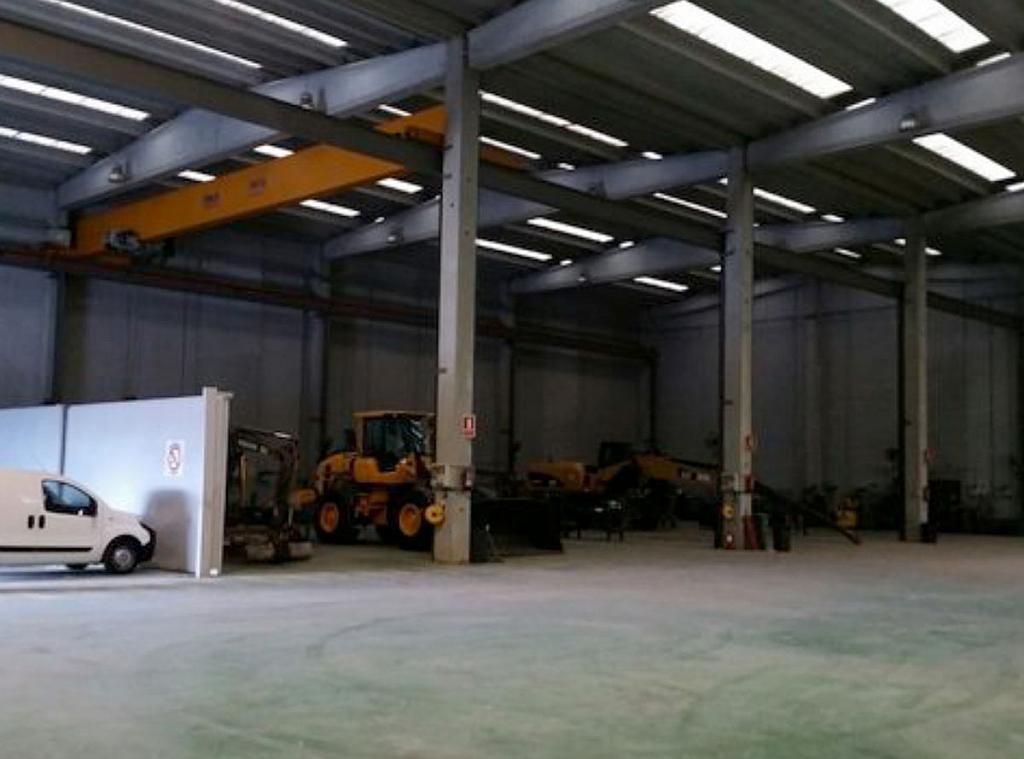 Planta baja - Nave industrial en alquiler en polígono Sant Esteve Sesrovires, San Esteban de Sasroviras en Sant Esteve Sesrovires - 317164563