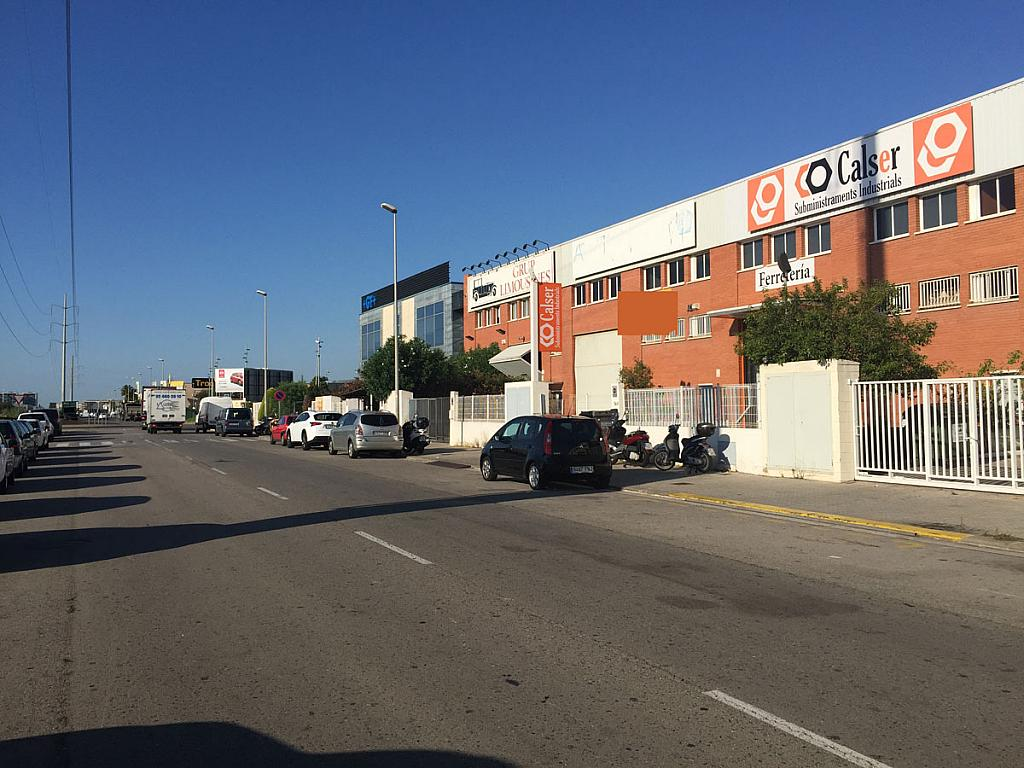 Fachada - Nave industrial en alquiler en calle Marina, Camps Blancs en Sant Boi de Llobregat - 327562184