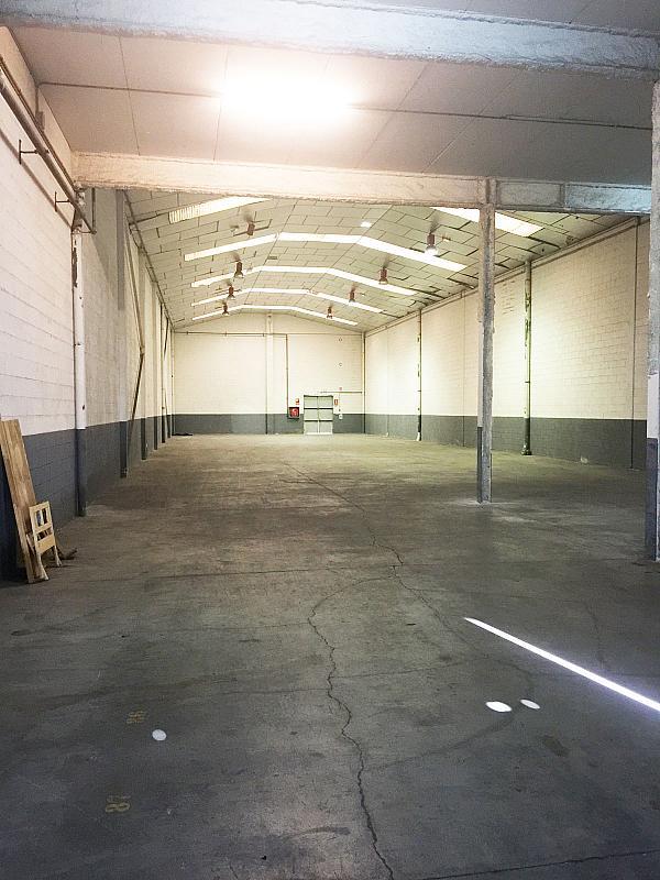 Planta baja - Nave industrial en alquiler en calle Marina, Camps Blancs en Sant Boi de Llobregat - 327562191
